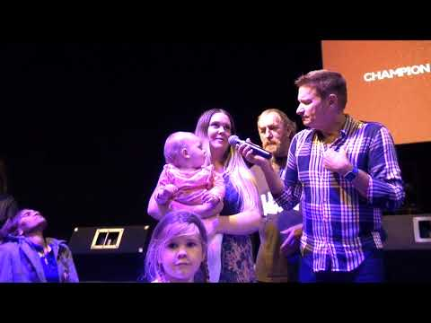 Breast infection mastitis pain miraculously leaves after healing prayer - John Mellor Miracles