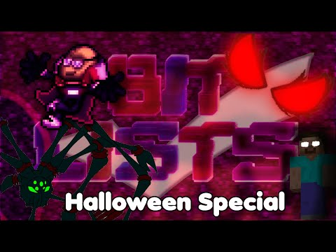 lists - Top 9? Why? ...because I said so. I told you. Once every month. Stop thinking I'm dead. Either way, watch as I count away gaming's greatest takes on Halloween tropes! Enjoy!