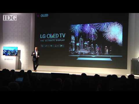 LG Electronics debuts $12,000 OLED for U.S. market