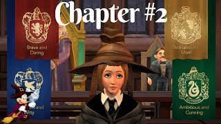 Harry Potter Hogwarts Mystery Chapter#2: Welcome to Hogwarts School of Witchcraft and Wizardry Year1