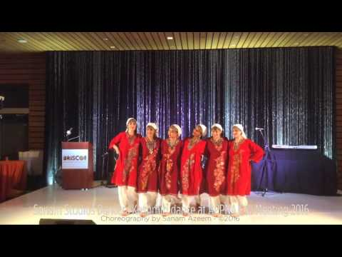 Video Kashmiri Dance Performance by Sanam Studios Dancers at APPNA Fall Mtg 2016 San Antonio, TX download in MP3, 3GP, MP4, WEBM, AVI, FLV January 2017