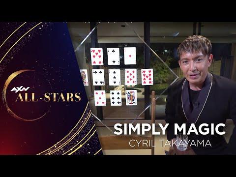 AXN All-Stars Highlights | Simply Magic by Cyril Takayama