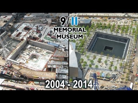 Official 9 11 Memorial Museum Tribute In TimeLapse