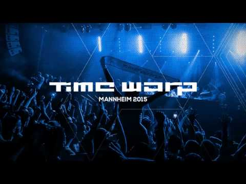 Pan-Pot LIVE @ Time Warp 2015 (Mannheim, Germany)