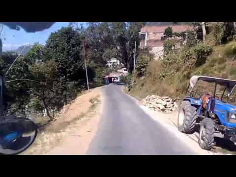 Street Scene| Arughat Gorkha Sadak | Gorkha Bazar Nepal