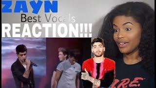 Download Lagu Zayn Malik ll Best Vocals - High Notes l REACTION!!! Mp3