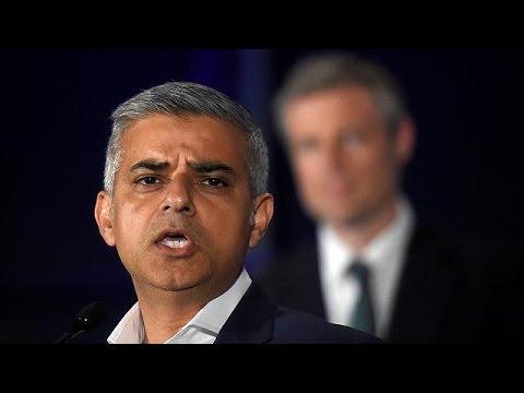 Βρετανία: Ο Σαντίκ Καν έγινε ο πρώτος μουσουλμάνος δήμαρχος του Λονδίνου