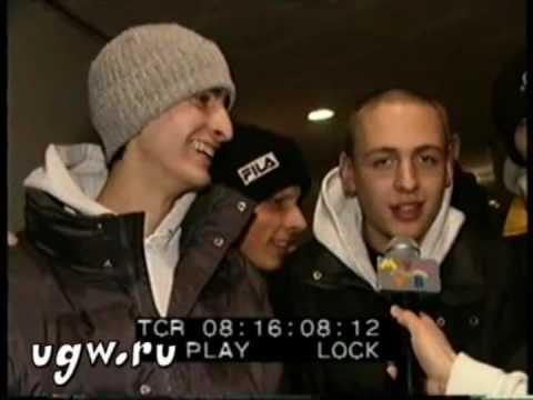 Фестиваль «Rap Music» 1999: Каста, Многоточие, Бланж и другие (Интервью)