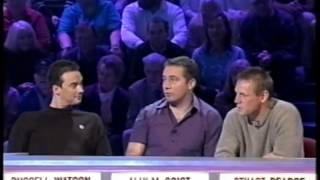 Nicky Byrne on Question of Sport 2002 pt 2