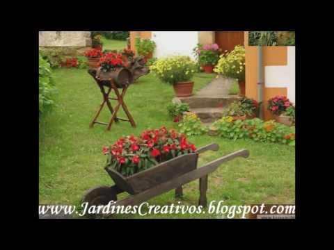 bellos jardines On jardines pequenos y bellos