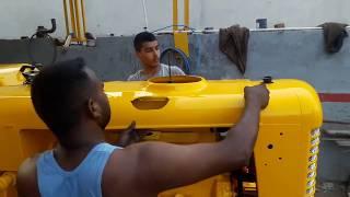 Modified Hidustan 60 Di Final Touch | Malwa Tractors | Hindustan Tractors