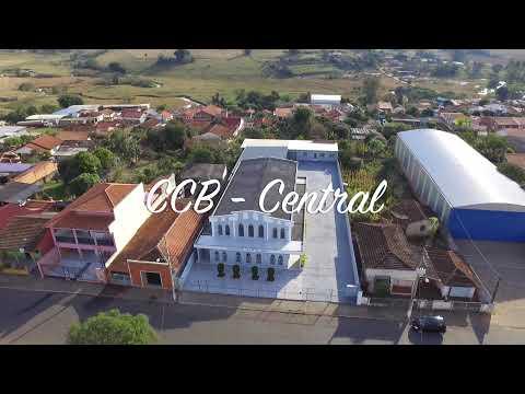 CCB central Santana do Itararé - PR - Drone