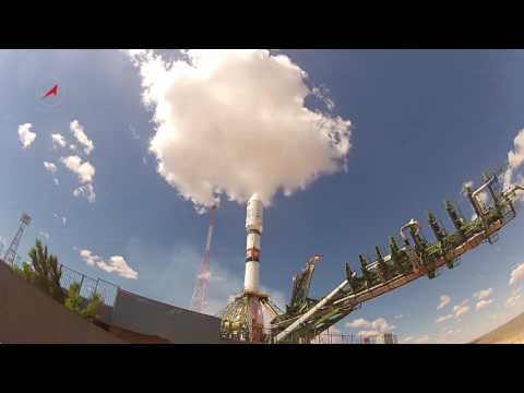 Пуск РКН «Союз-2.1а» совсех возможных ракурсов