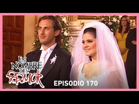 En nombre del amor: ¡Paloma y Emiliano unen sus vidas para siempre! | Gran Final C-170 | Tlnovelas
