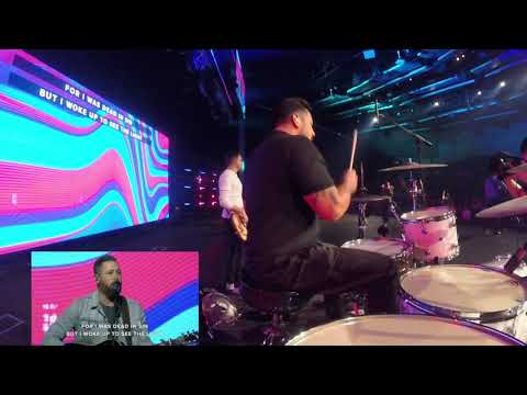 Drum Cover - See the Light - Hillsong Worship