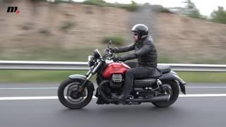 8. Moto Guzzi Audace | Prueba / Test / Review en español | motos.net