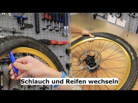 Werkstatt Tipps: Schlauch und/oder Reifen demontieren und montieren