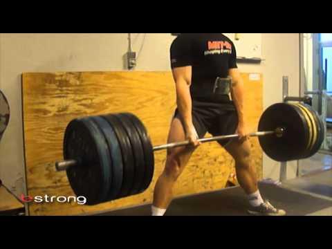Styrkeløft – et tredje perspektiv af BESTRONG powerlifter Frederik Petersen