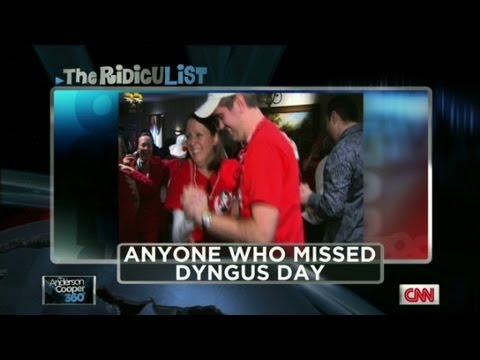 Anderson Cooper Loses It On Dyngus Day Segment