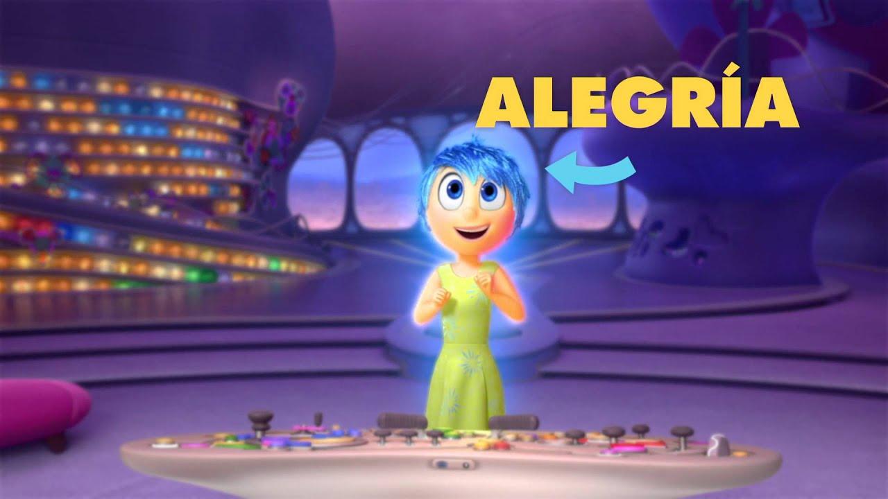 Intensa-Mente: Ella es Alegría #Chile