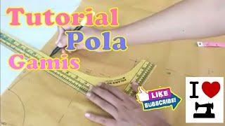 Video Tutorial Pola Gamis MP3, 3GP, MP4, WEBM, AVI, FLV November 2018