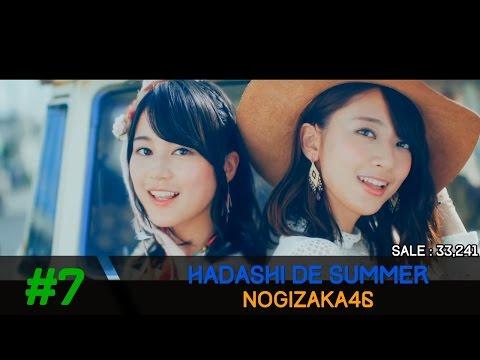 Jpop Oricon Weekly Chart Top 25 Week 33 [ 2016/08/15 ]