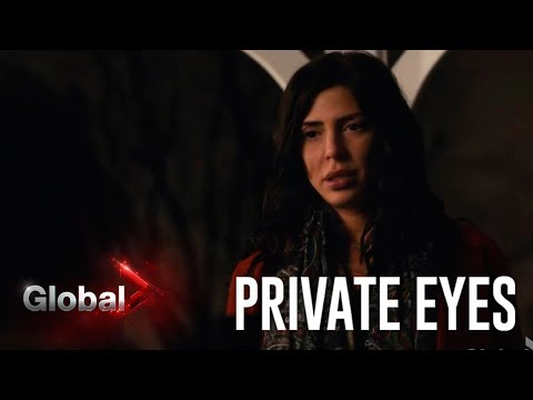 Private Eyes - Clip | Ken Proposes To Angie
