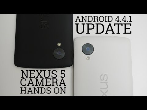 Nexus - Is .1 enough to improve what plenty of people thought was an underwhelming camera on the Nexus 5? Google has put its energy into improving the camera experie...