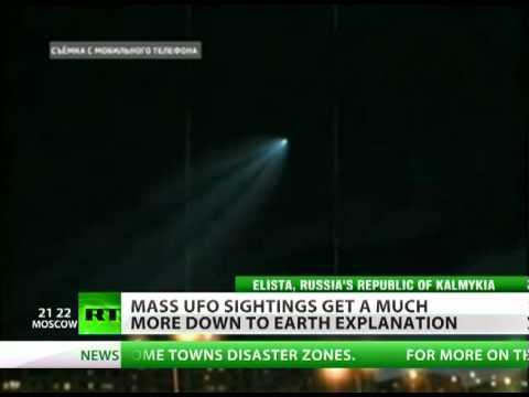 0 UFOs Are Making Friends with Russians?