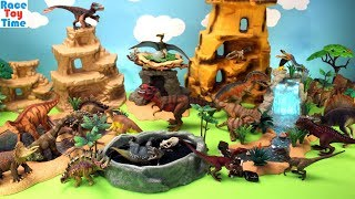 Video Dinosaur's Nest Schleich Playset and Fun Dinosaurs Toys For Kids MP3, 3GP, MP4, WEBM, AVI, FLV September 2017