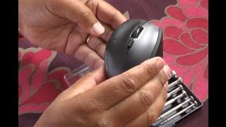 Logitech Mouse Double Click Problem and How To Fix It - Red Ferret How-to