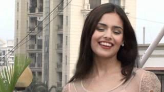 I Am Doing A Song In Gabbar Singh - Nathalia Kaur