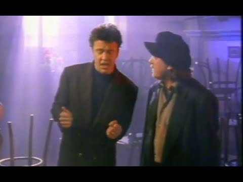 Zucchero & Paul Young - Senza una donna (Without a woman) (видео)