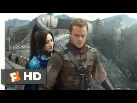 The Great Wall (2017) - Learning To Trust Scene (4/10) | Movieclips