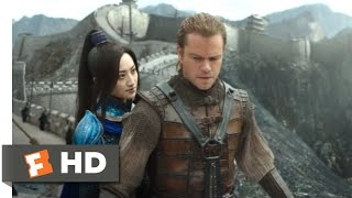 Nonton The Great Wall (2017) - Learning to Trust Scene (4/10) | Movieclips Film Subtitle Indonesia Streaming Movie Download