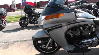 8. 2011 Victory Vision - Used Motorcycle For Sale