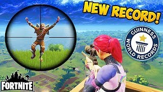 Download Video *NEW* WORLD RECORD SNIPE! - Fortnite Funny Fails and WTF Moments! #146 (Daily Moments) MP3 3GP MP4
