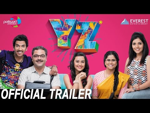 Video YZ Official Trailer - Latest Marathi Movies 2016 | Sai Tamankar, Sagar Deshmukh, Akshay Tanksale download in MP3, 3GP, MP4, WEBM, AVI, FLV January 2017