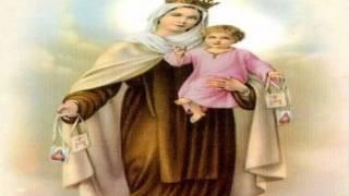 Oração de Nossa Senhora do Carmo Três Ave-Marias e um Glória. Indulgências de 200 dias , uma vez por dia . ( Leão XIII , 16 de...