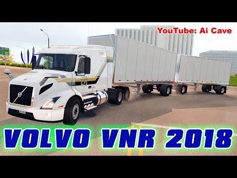 Volvo VNR 2018 (1.28 - 1.29 OB)