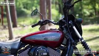 9. Used  2017 Harley-Davidson Street 750 For sale 2020 Motorcycles