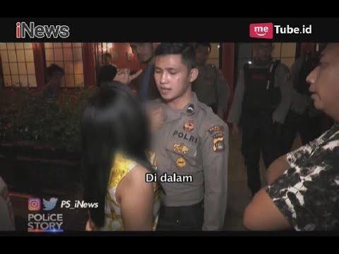 Memanas! Tolak Tes Urin, Pengunjung Diskotik Tampar Petugas Part 02 - Police Story 14/02
