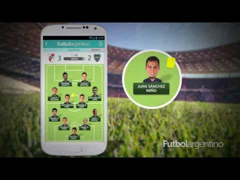 Video of Fútbol Argentino Tablet