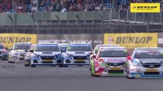 BTCC 2016 Rounds 25, 26, 27 - Silverstone Highlights | Autocar by Autocar