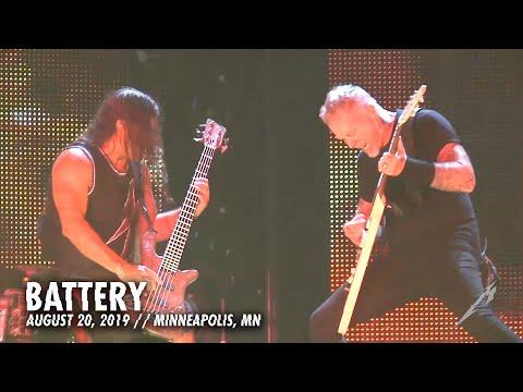 Metallica - Battery (live 2106)