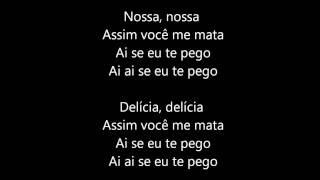 Michel Teló - Ai Si Eu Te Pego! Lyrics | MetroLyrics