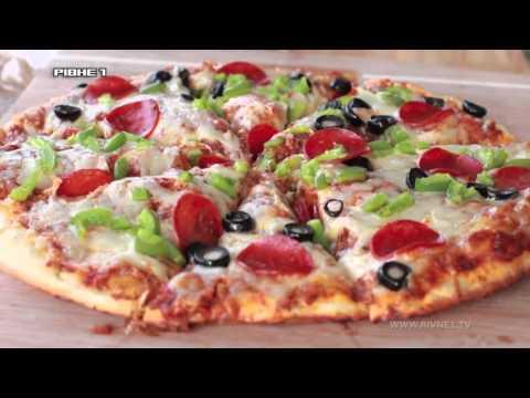 """""""Кулінарний туризм"""". Приготування італійської піци в ресторані """"New York Street Pizza"""""""