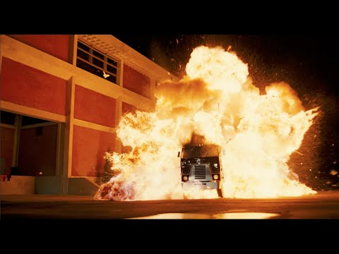 A Supercut Featuring Every Explosion in Every Arnold Schwarzenegger