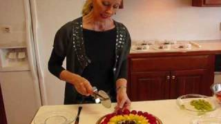 Betty's Fresh Fruit Pizza Dessert Recipe