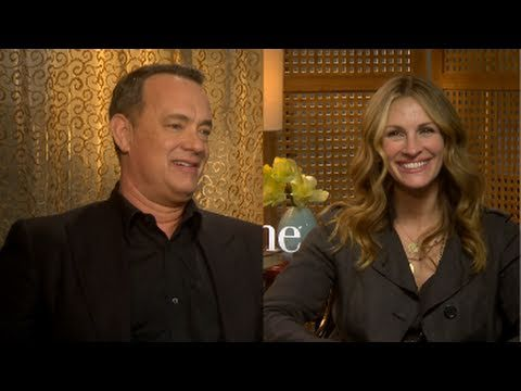 Larry Crowne's Tom Hanks and Julia Roberts Talk Parenthood and Making Work Feel Like Play